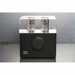 Woo Audio WA7d Fireflies Duo Black + WA7 Linear PSU