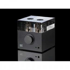 Woo Audio WA7d Fireflies Duo Black + WA7 Tube PSU