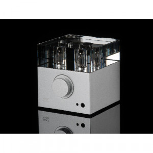 Woo Audio WA7d Fireflies Duo Silver + WA7 Tube PSU