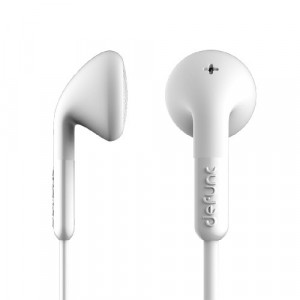 DeFunc Earbud Basic Talk White