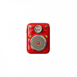 Divoom Beetles-FM czerwony...