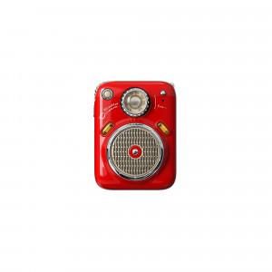 Divoom Beetles-FM - czerwony