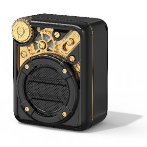 DIVOOM ESPRESSO - black - Głośnik Bluetooth