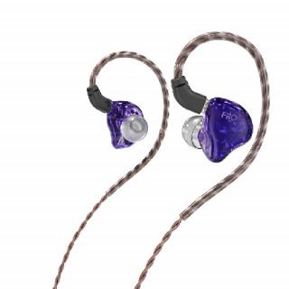 FiiO FH1S  purple słuchawki z odpinanym kablem