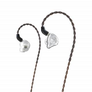 FiiO FH1S white słuchawki IEM z odpinanym kablem