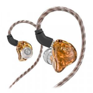 FiiO FH1S yellow słuchawki IEM z odpinanym kablem