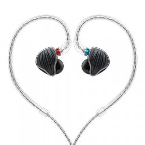 FiiO FH5 black słuchawki...