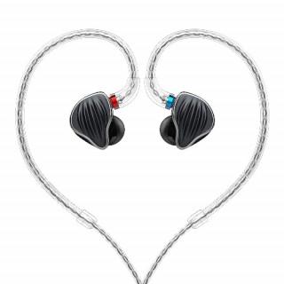 FiiO FH5 black słuchawki IEM z odpinanym kablem MMCX