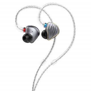 FiiO FH5 titanium słuchawki IEM z odpinanym kablem MMCX