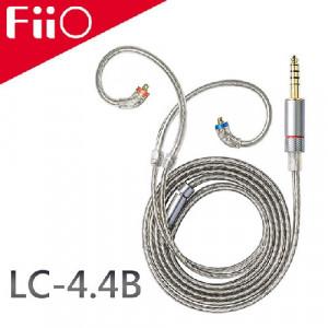 FiiO LC-4.4B  kabel zbalansowany z posrebrzanej miedzi MMCX