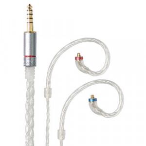 FiiO LC-4.4C 8-żyłowy kabel zbalansowany posrebrzany MMCX
