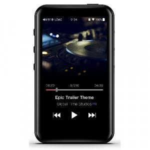 FiiO M6 odtwarzacz z dostępem do serwisów streamingowych Bluetooth