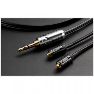 Furutech ADL iHP35M 1,3m (kabel słuchawmkowy do Shure oraz Ultrasone)