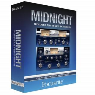 FOCUSRITE Midnight Plug-in Suite - software