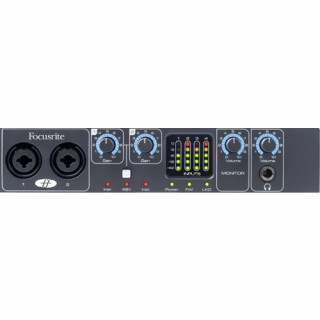FOCUSRITE Saffire Pro24 - interface audio