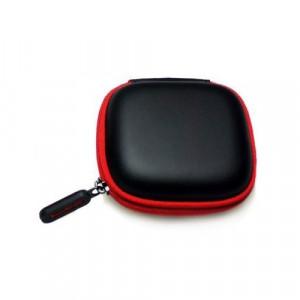 Futerał Twardy czerwono/czarny (z logo SoundMAGIC)