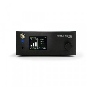 Gold Note DS-10 - black