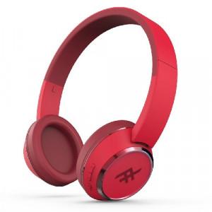 IFROGZ Audio - Coda Wireless Bluetooth - Red