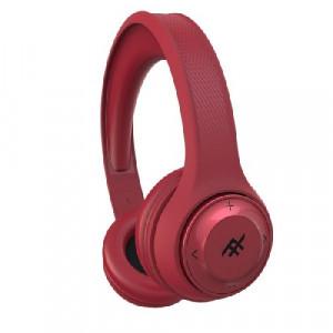 IFROGZ Audio Aurora - Wireless Headphones - red