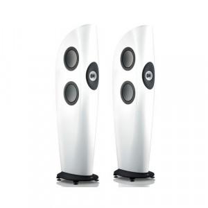 KEF Blade 2 Two Audiofilskie kolumny podłogowe - 1 szt. - snow white