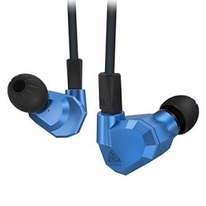 KZ ZS5 - metallic blue (big box version) POWYSTAWOWE