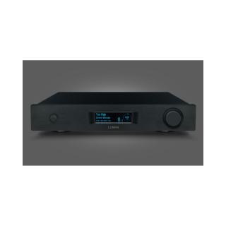 Lumin M1 czarny - odtwarzacz plików ze wzmacniaczem stereo
