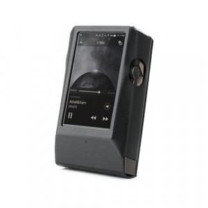 Miter Leather Case for Astell&Kern AK380 z AMPem - Black