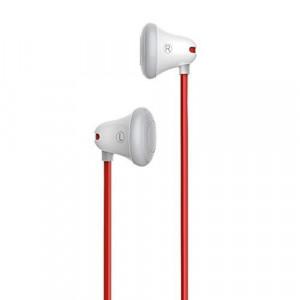 MRICE E100 - białe - słuchawki douszne