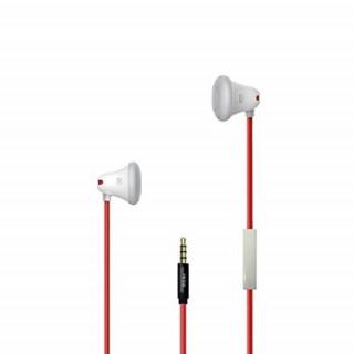 MRICE E100A - białe - słuchawki douszne