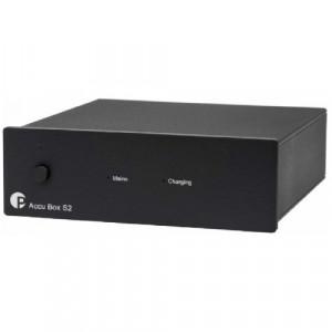 Pro-Ject Accu Box S2 - czarny