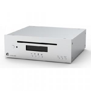 Pro-Ject CD Box DS2 - srebrny
