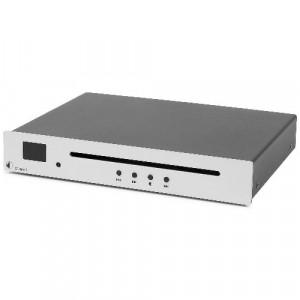 Pro-Ject CD BOX S2 - srebrny