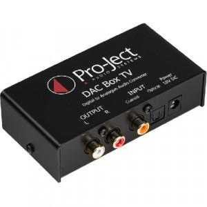 Pro-Ject DAC BOX TV