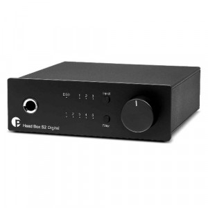Pro-Ject Head Box S2 Digital - czarny
