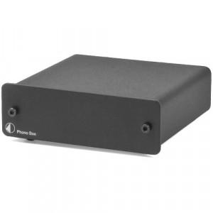 Pro-Ject Phono Box - czarny
