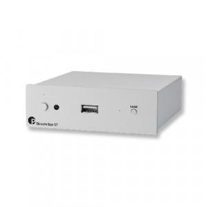 Pro-Ject Stream Box S2 -  srebrny