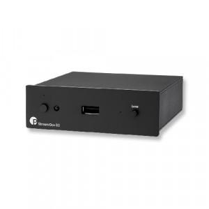 Pro-Ject Stream Box S2 - czarny