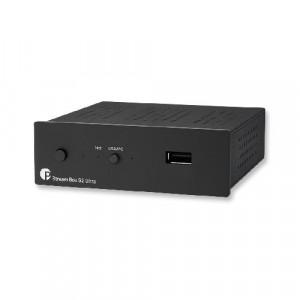 Pro-Ject Stream Box S2 Ultra - czarny