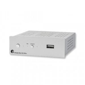 Pro-Ject Stream Box S2 Ultra - srebrny