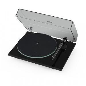Pro-Ject T1 - black piano