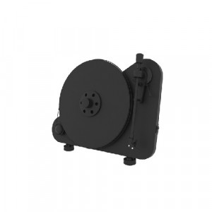 Pro-Ject VT-E R OM5E gramofon wertykalny - czarny