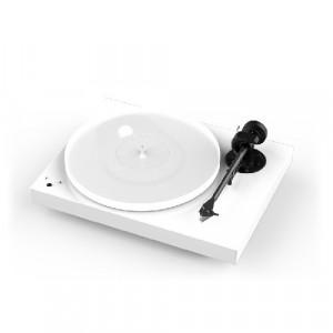 Pro-Ject X1 - piano white