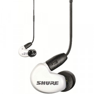 SHURE AONIC 215 Wired białe