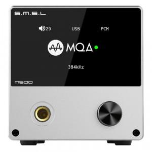 SMSL M500  srebrny DAC AMP...