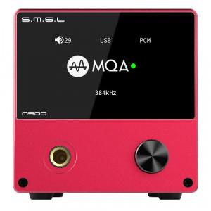 SMSL M500 czerwony DAC AMP...
