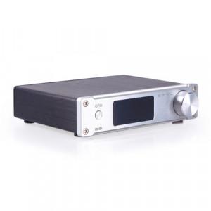 SMSL Q5 PRO Silver  DAC wzmaczniacz głośnikowy PILOT
