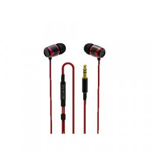 SoundMagic E10 Black-Red
