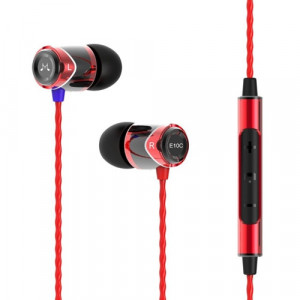 SoundMAGIC E10C Black-Red