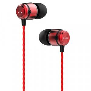 SoundMAGIC E50C Black-Red