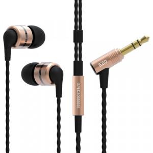 SoundMAGIC E80 gold Słuchawki dokanałowe